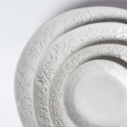 blur 17cm deep plate<br>深皿