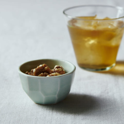 Teshioの豆皿コーディネート