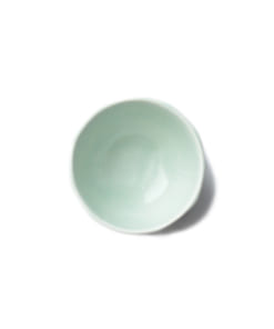 Teshioの水色の豆皿俯瞰
