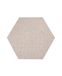 Polygon Placemat_Nude