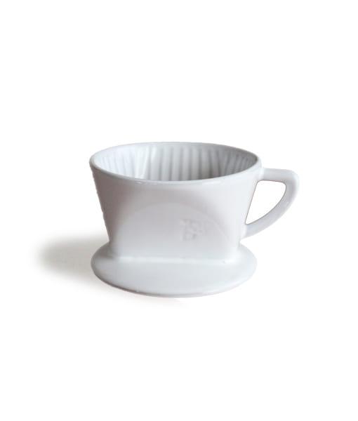 美濃焼のコーヒードリッパー