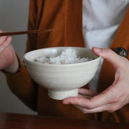 伊賀焼の食器でおいしいごはん