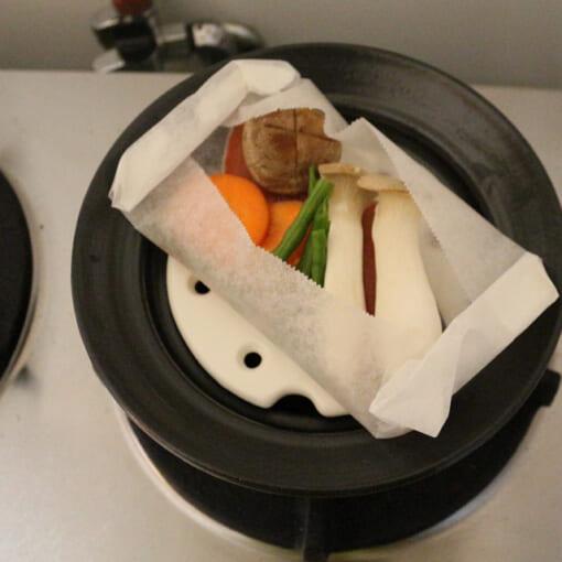 土鍋でおいしいごはん