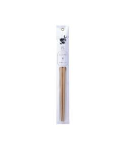 栗の木でできたtetocaの箸